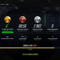 médailles dans Overwatch