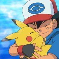 Pokémon GO Sacha et Pikachu