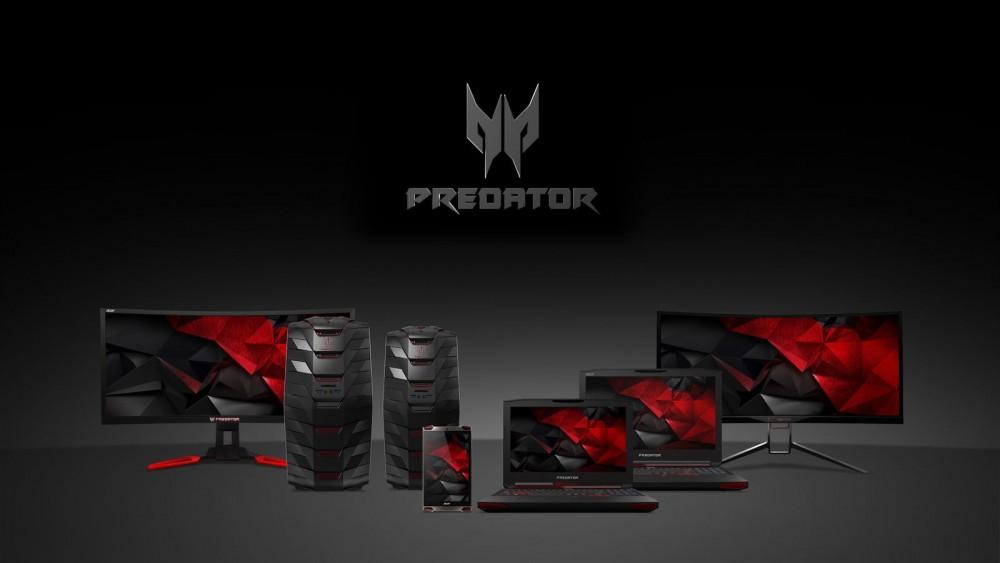 La gamme Predator d'Acer