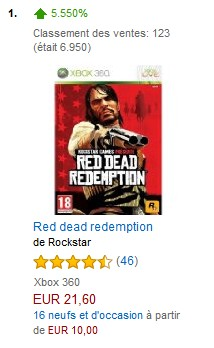 red dead redemption amazon