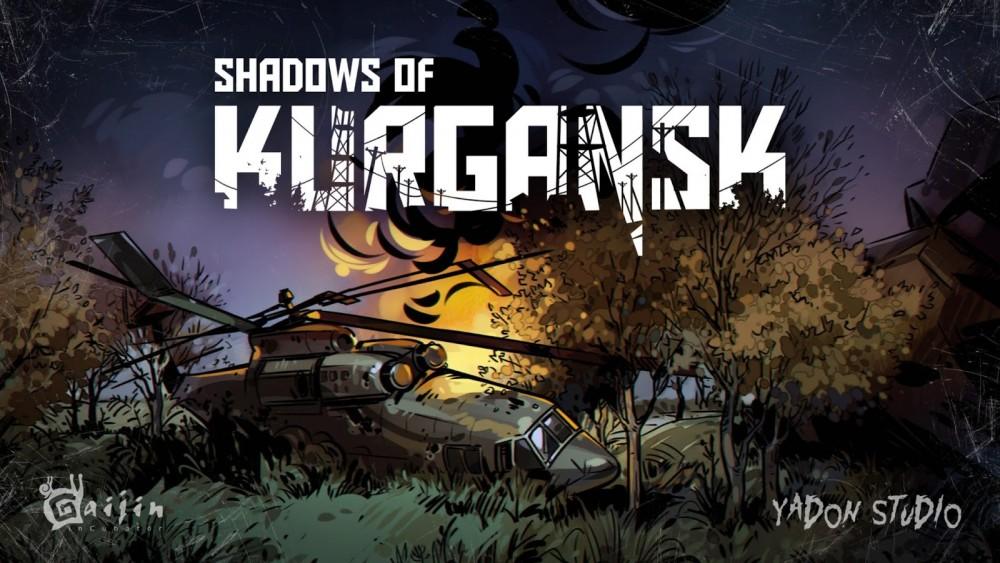 Shadows of Kurgansk cover