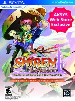 Shiren jaquette collector