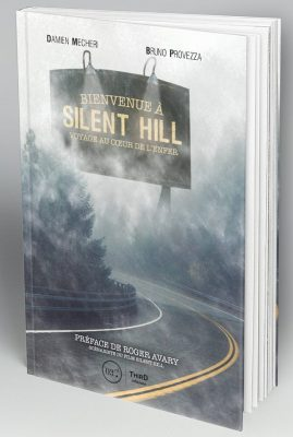 Silent Hill Third Editions