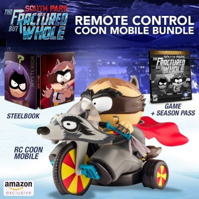 South Park : L'Annale du Destin-  édition collector Coon Mobile Bundle