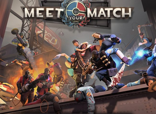 Patch MEET YOU MATCH Team Fortress 2