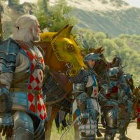 The Witcher 3 Blood and Wine - Tournoi