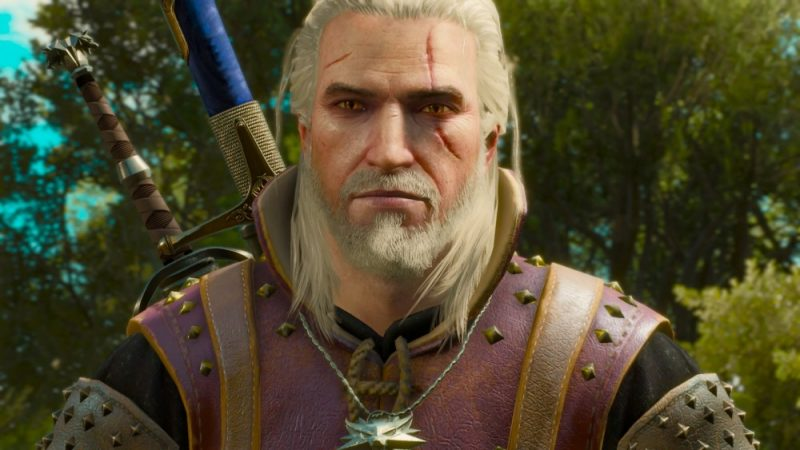 The Witcher 3 Blood & Wine - Geralt De Riv