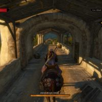 The Witcher 3 Blood and Wine - Ablette