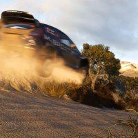 Rendu graphique du jeu WRC 6