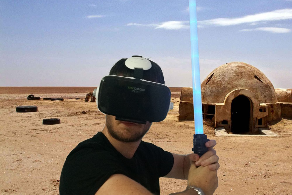 Bobywan Kenobi test le casque de réalité virtuelle BOBOVR Z4