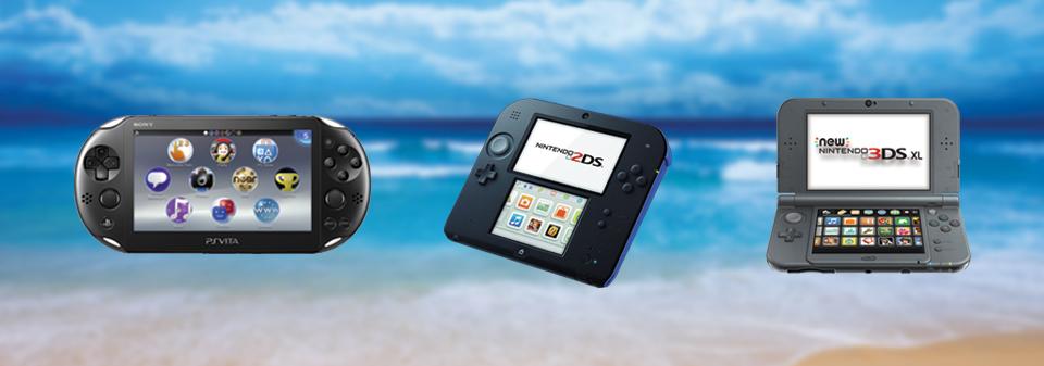 Quelle console portable choisir pour les vacances d 39 t - Quelle console choisir ps ou xbox one ...