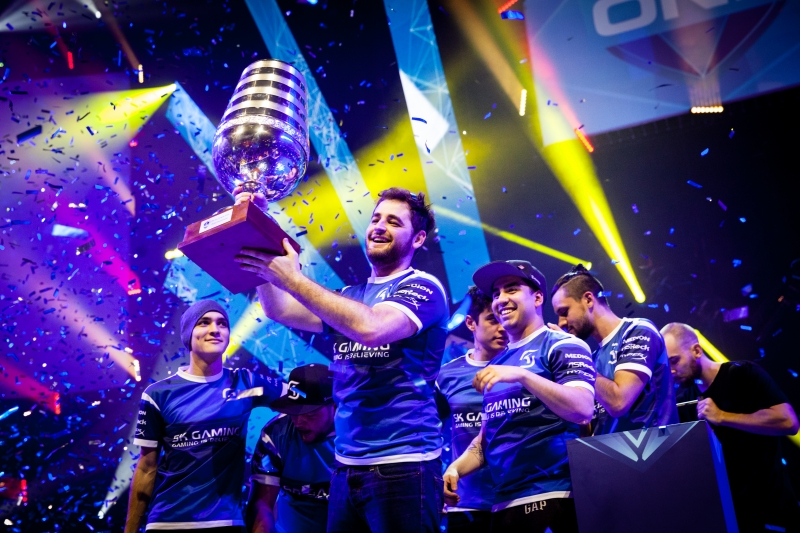 csgo sk gaming gagne le major
