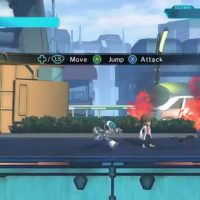 Mighty No.9 première scène du jeu
