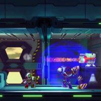Mighty No.9 combats de robots
