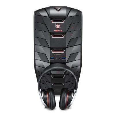 Le repose casque de l'Acer Predator G3-710