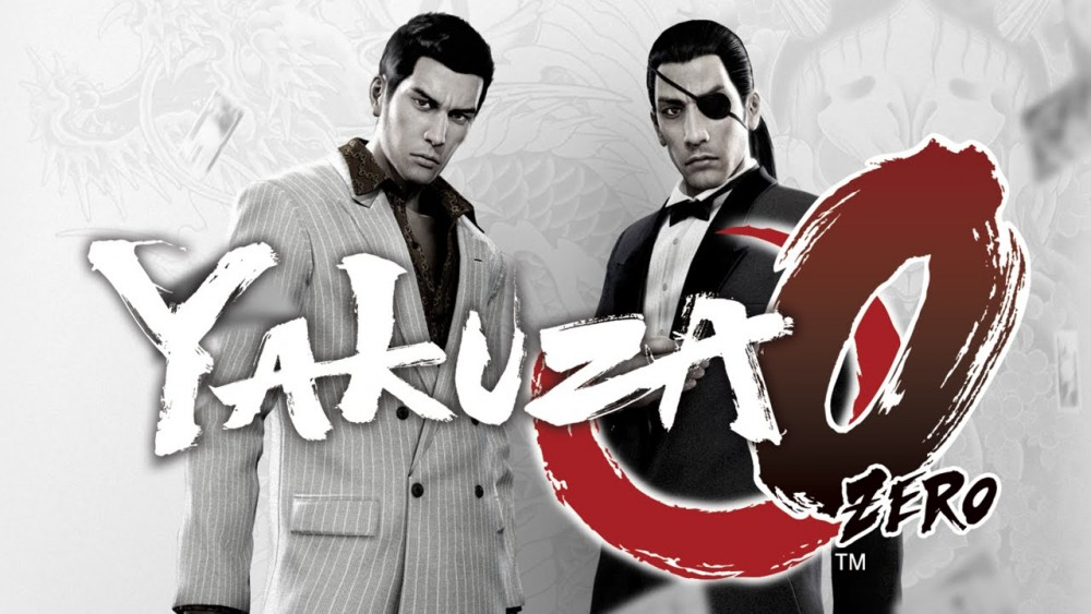 Yakuza 0 les héros