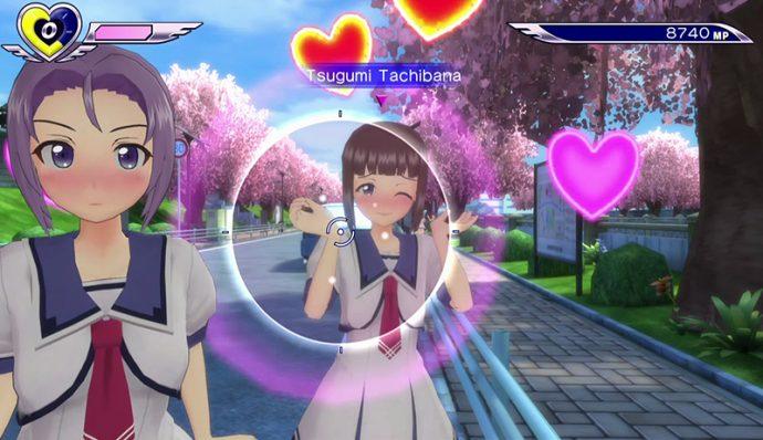 GalGun deux filles amoureuses