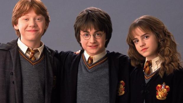 Harry Potter GO Harry, Hermione Ron
