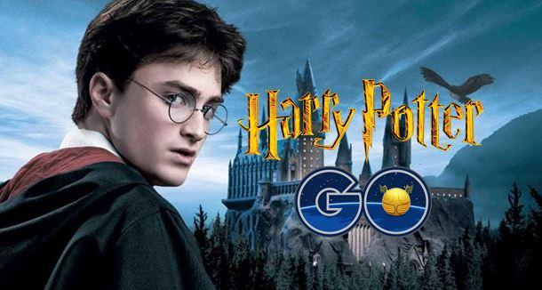 Harry Potter GO logo