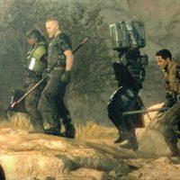 Metal Gear Survive - Coopération