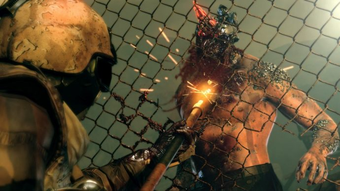 Metal Gear Survive - Zombies