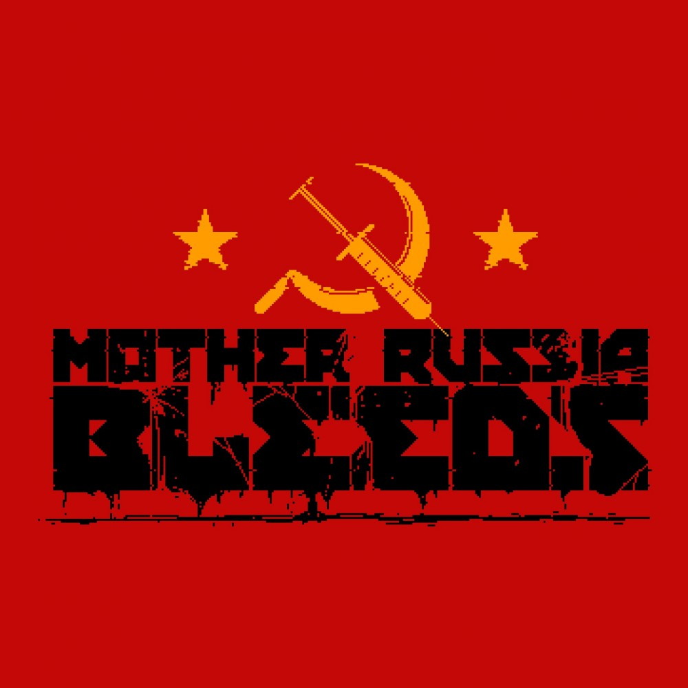Logo Mother Russia Bleeds