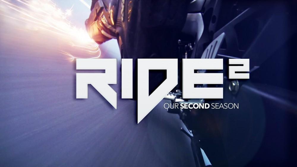 Moto et logo Ride 2