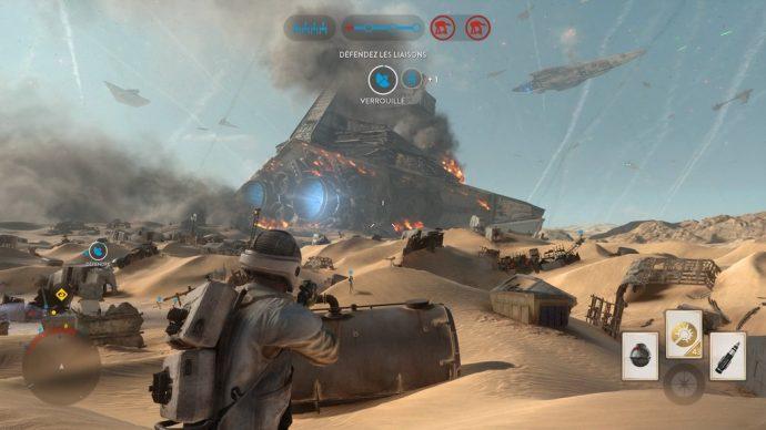 Star Wars Battlefront rejoindra bientôt le EA Access