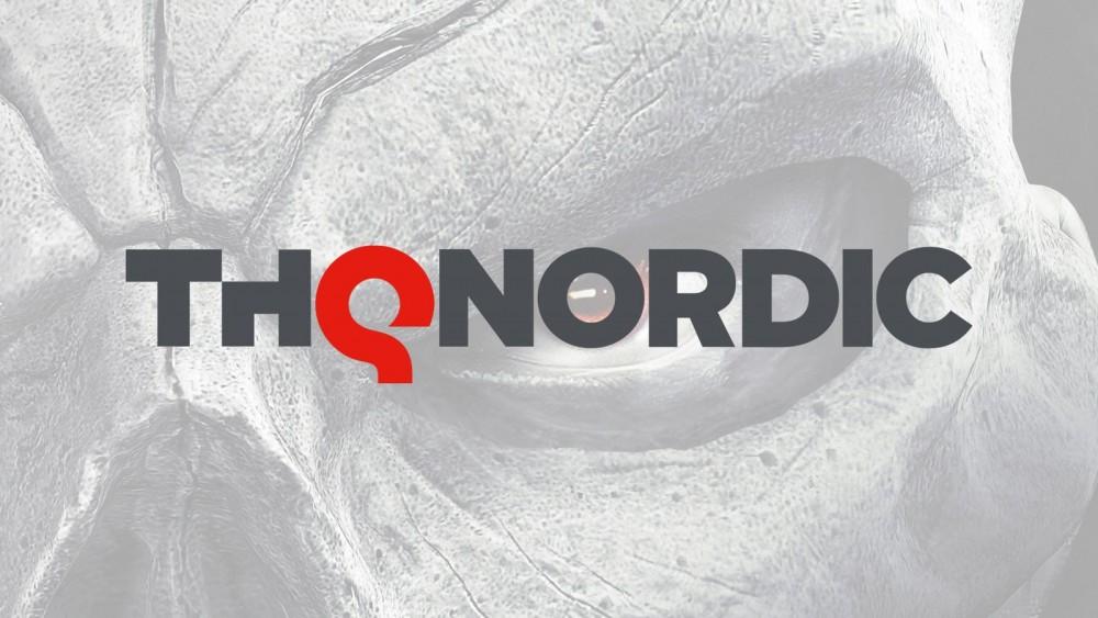 Logo THQ Nordic