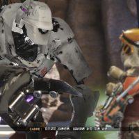 ReCore Joule orbot renégat