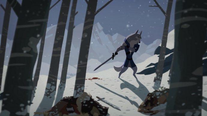 Thane du clan des loups