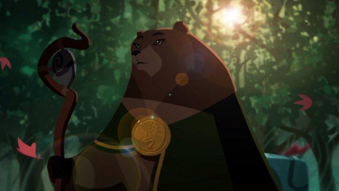 Sana du clan des ours