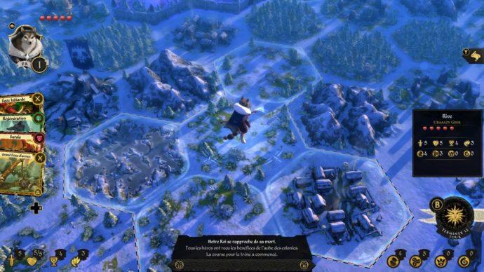 Rive map - Armello