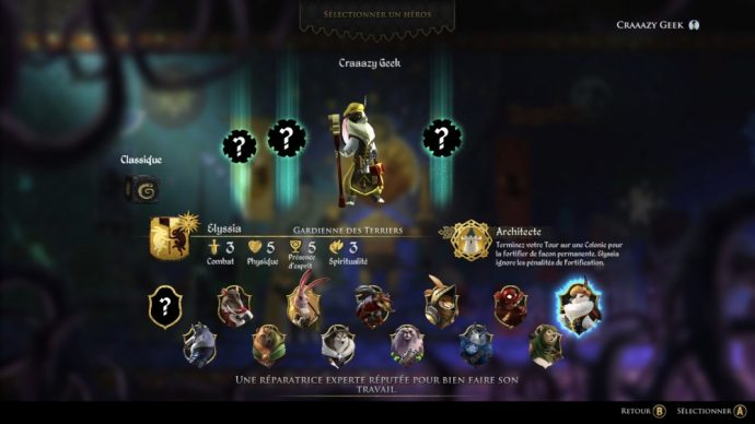 Armello Usurpers personnage Elyssia