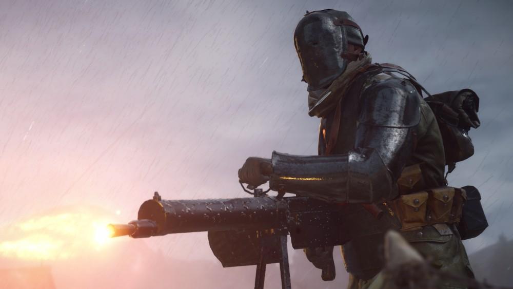 Lance-flamme Battlefield 1