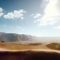 Le désert Battlefield 1