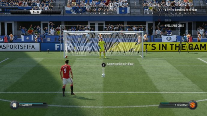Penlaty dans FIFA 17