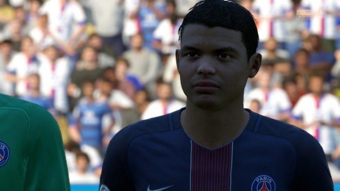 Thiago Sylva dans FIFA 17