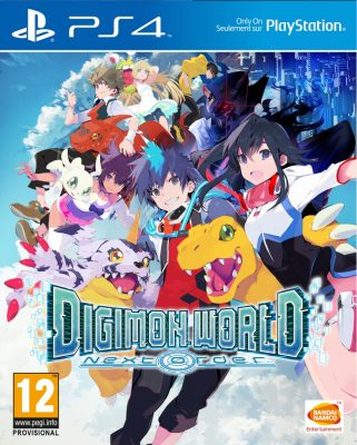Digimon World: Next World