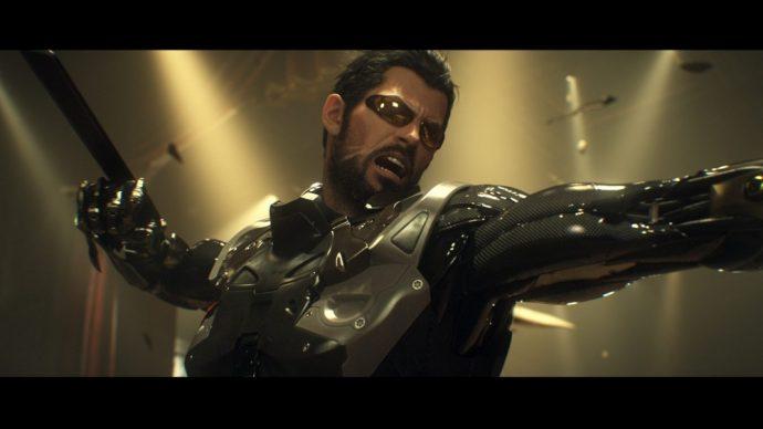 Deus Ex corps à corps