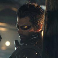 Deus Ex Jensen infiltration lunettes noires