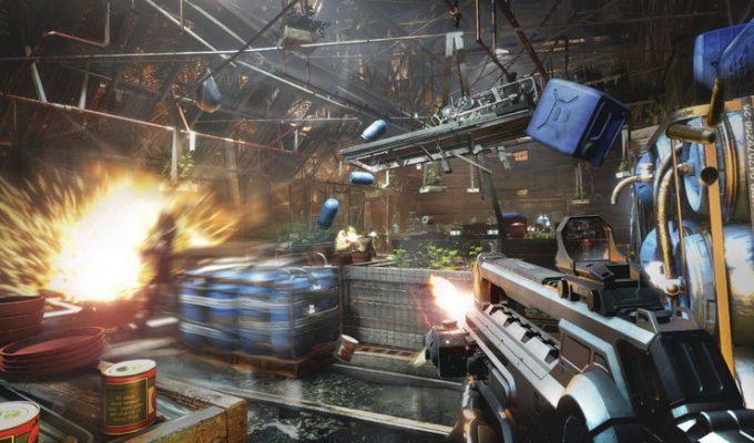 Deus Ex séance de tir