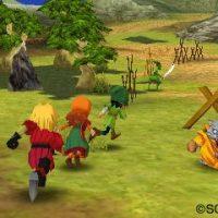 Dragon Quest VII Map 3DS