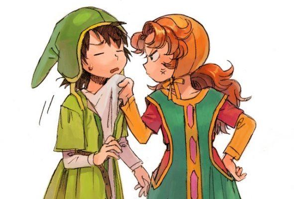 Dragon Quest VII - Maribel