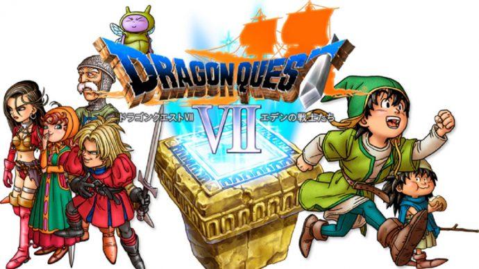 Dragon Quest VII - Team