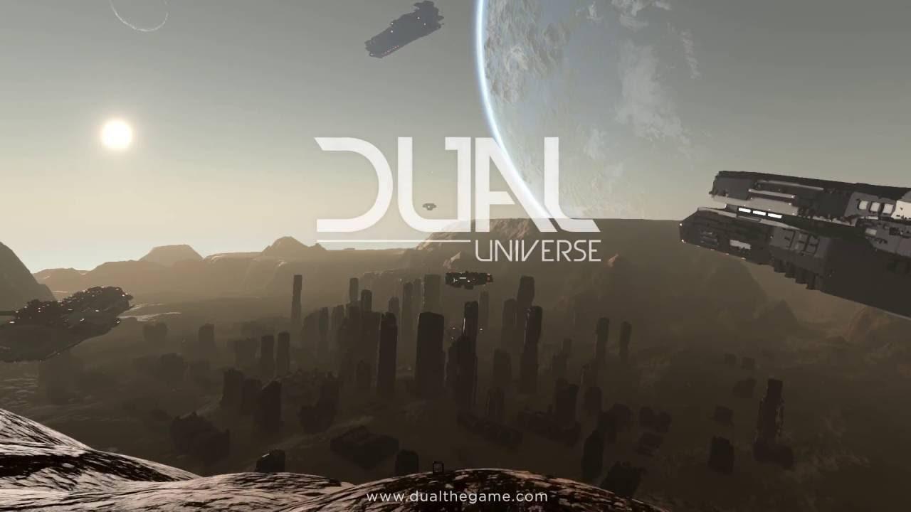 Dual Universe affiche
