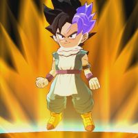 Dragon Ball Fusions Fusion Gohan Trunks