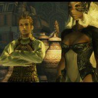 Final Fantasy XII The Zodiac Age Fran et Balthier