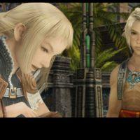 Final Fantasy XII The Zodiac Age Vaan et Penelo