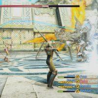 Final Fantasy XII The Zodiac Age combat